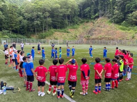 他のチームに所属していても参加が可能 一緒にサッカーを楽しみましょう!